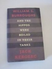 "1st Edition ""And The Hippos Were Boiled In Their Tanks"" by William S. Burroughs"