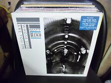 MATT BIANCO Whose Side Are You On LP EX 1984 Atlantic Record Stereo Hype Sticker