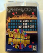 Brand New WHEEL OF FORTUNE for Tiger game.com system NIB