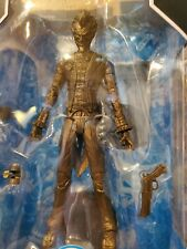 """McFarlane Toys DC Multiverse 6"""" The Joker Bronze Chase in-hand"""
