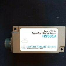 Escort Memory Systems HS501A Read/Write Face-Emitting Antenna. Free shipping.