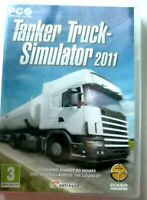 68185 - Tanker Truck Simulator 2011 [NEW / SEALED] - PC (2010) Windows XP