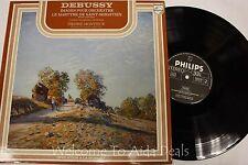 """PIERRE MONTEUX DEBUSSY Images pour orchestre.Le martyre de Saint Seb LP 12"""" (VG)"""
