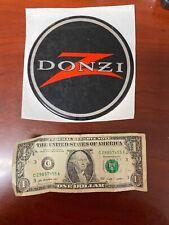 Donzi Factory Emblem