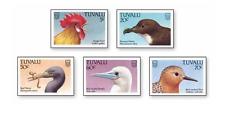 BRC195 Tuvalu Birds Part II, 5 pcs