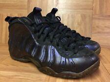 RARE🔥 Nike Air Foamposite ONE Purple Eggplant Sz 8.5 314996-051 Men's Shoes