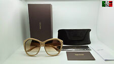 TOM FORD TF317 ANGELINA colour 72L sunglasses woman TOP ICON ST44044