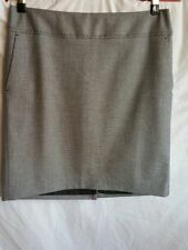 Ann Taylor A-Line Knee-Length 100% Cotton Skirts for Women