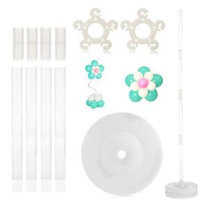 Balloon Column Stand Frame Builder Kits for Birthday Wedding Decorations