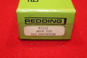Redding .223 neck sizeing die