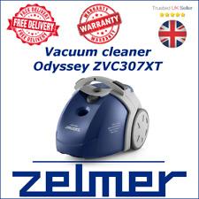 ~ NEW Zelmer Odyssey ZVC307XT VACUUM CLEANER carpet expert TURBO brush light ~