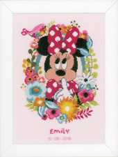 De Disney Minnie Mouse 'Shushing' Kit de Punto de Cruz