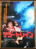 MPH29087 Terror Train 1980 Original Japanese 1sh Movie Poster Horror