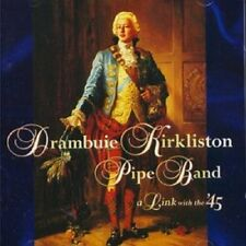 Drambuie Kirkliston Pipe Band - A Link With the 45 [CD]