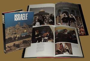 ISRAELE Touring Club Italiano kibbutz Esercito Pasqua Channukka Pesach Haggada'