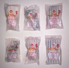Madame Alexander Dolls 2002 McDonalds Happy Meal Toys Complete Set of 6 MIP