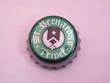 Belgian BEER Bottle Cap~ St BERNARDUS Brouwerij ~ Watou, BELGIUM ~ Tripel