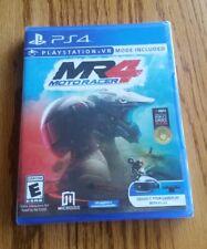 MR4 Moto Racer Motoracer PS4 VR Game Brand New