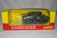 Solido Toys, D-Day 40th Anniversary M-10 Tank, Boxed