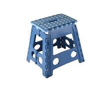 Kesper Klapptritt, faltbar, 31x22x39, blau und schwarz, 165333