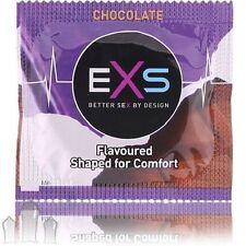 Chocolate EXS Male Condoms