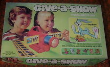 KENNER  GIVE-A-SHOW PROJECTOR  513  1973  BUGS BUNNY  JOSIE  SCOOBY DOO  FUNKY