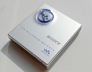 Sony Walkman MZ-E510 Mini Disc Player. Silver.
