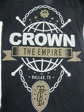 CROWN THE EMPIRE  T-Shirt  Small