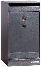 Hollon Safe Depository Drop Box Dual Key Safe HDS-01K