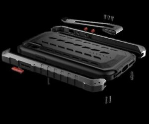 Element Case Black Ops Premium Rugged Case For iPhone X FREE POSTAGE