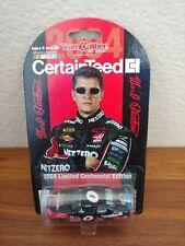 2004 #0 Ward Burton Certainteed Team Caliber Promo 1/64 NASCAR Diecast MIP