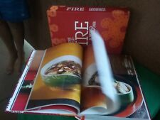 Fire : A World of Flavour by Christine Manfield (2009, Hardcover)
