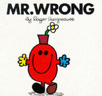 Mr Wrong by Roger Hargreaves  Paperback