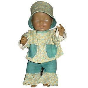 PK61 Puppenkleidung für Baby Puppen 43cm