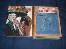 MAGNUS - ORIENT EXPRESS 1/30 Completa - QS/EDICOLA - Ed. ISOLA TROVATA 1982-1985