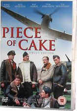 Piece Of Cake - World War 2 Spitfire Aircraft Flying War Drama 2 DVD New Sealed