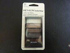 Revlon ColorStay 12 Hour Eye Shadow Quad - NUDE ELEMENTS  #322 - New / Sealed