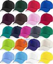 Cappellino BEECHFIELD B10b BAMBINO/A Cappello con VISIERA Baseball CAP 5 Panel