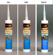 Bond It Lami Mate Timber Sealant Flexible Gap Filler Oak 300ml