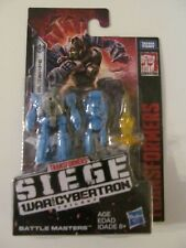 Transformers -  Siege (War for Cybertron) - Battle Masters - Blowpipe - Sealed