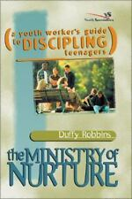 The Ministry of Nurture (How to build real-life faith into your kids)-ExLibrary