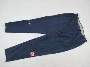 Auburn Tigers Under Armour Athletic Pants Women's Navy Blue New Multiple Sizes