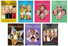 The GOLDEN GIRLS COMPLETE SERIES SEASON 1 2 3 4 5 6 7 R1 DVD BOXSET 21 DISCS 1-7