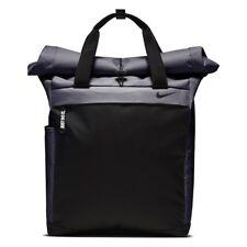 8154af9b632e New Listing Nike Radiate Gridiron Black Top-Loading Backpack (BA5529-081)
