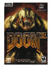 Doom 3 Steam Pc Game Key Digital Download Code Global Neu [Blitzversand]