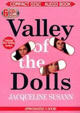 Valley of the Dolls - Audio Cd By Susann, Jacqueline - Very Good