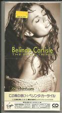 Go Go's BELINDA CARLISLE Same Thing / Leave MIX JAPAN MINI 3 INCH CD single CD3