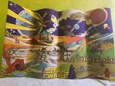 Star Wars Empire Strikes Back ESB Return of the Jedi Child Playmat Scenery VHTF