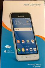 Lot 3 New AT&T Samsung Express 3 Brand New Sealed NIB  No Contract