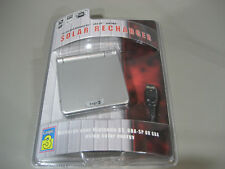 Ladekabel für Gameboy SP oder GBA mit Solarpaneel . ovp